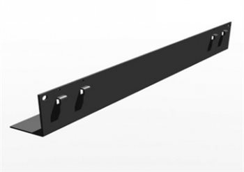 "Penn Elcom Rack Shelf Support Black 610mm/24"" R0858K"
