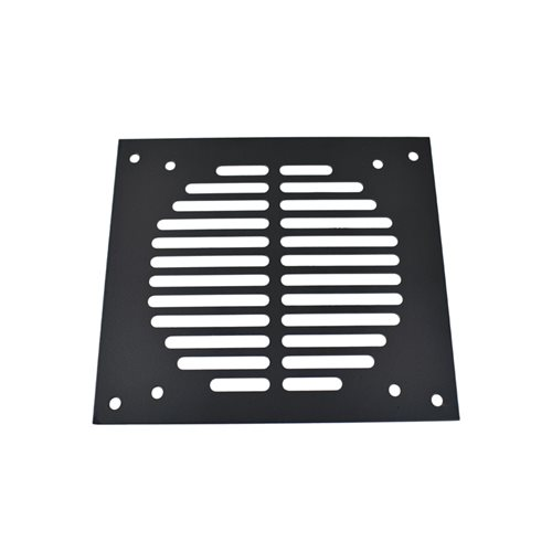 Penn Elcom Fan Guard with fixing holes for Single Fan P1800 G1570  - Click to view a larger image