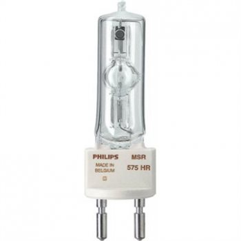 Philips MSR575HR  575W Hot-Restrike S/ended G22 Philips#Whilst Stocks Last# MSR575HR