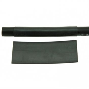 Sumitomo Heat Shrink Black 1/8in Sumitube B11 Bore 3.2 to 1.6mm B11--1/8---Black