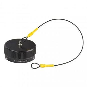 Syntax Syntax Staubschutzkappe für 85/100/150-Pin Steckverbinder, Male - SVK085TMSC