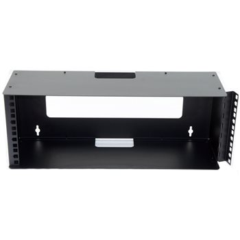 Penn Elcom 3U Rack Mount Wall Bracket With Hinged Rack Rail R2520-3U  - Click to view a larger image