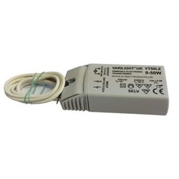 Varilight YT50LZ  LED 0 < 50w Dimming transformer for 12V circuits YT50LZ
