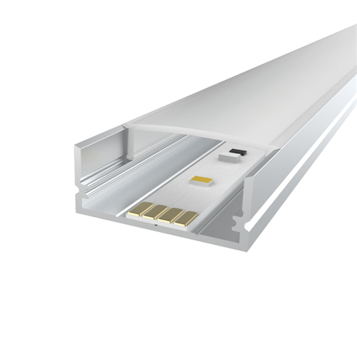Comus 1M LEDAL21 KIT for 20.6mm Wide Aluminium Profile LEDAL21  - Click to view a larger image