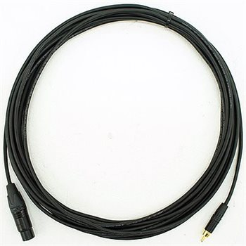 Comus 10m Stealth Series Patch Signal Lead RCA Black - FXLR