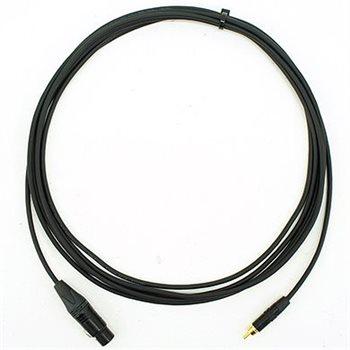 Comus 3m Stealth Series Patch Signal Lead RCA Black - FXLR