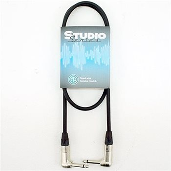 Comus 0.3M Studio Series Lo Noise Guitar/ins Lead