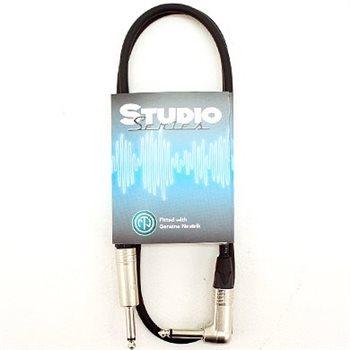Comus 1M Studio Series Lo Noise Guitar/ins Lead