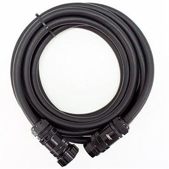 Comus 25m Socapex 19 Core 2.5mm Mains Cable