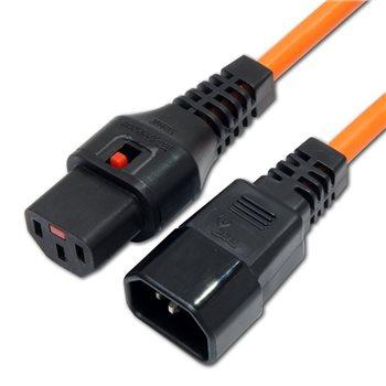 Comus Power Lead Ext 3M IEC Locking Female/IEC Male PC942