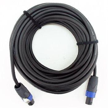 Penn Elcom 20M Speaker Lead 4 Pole 2.5mm GIG Series NL4FX NRA-030-0402-200