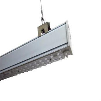 Comus LED Linear Light 1200mm 40W 5700K 60Deg - Single Connection LEDLHB31240  - Click to view a larger image
