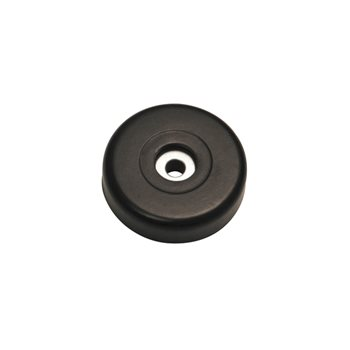 Penn Elcom 38X10 RUBBER FOOT TO TAKE M6 BOLT F1687/M6 F1687/M6  - Click to view a larger image