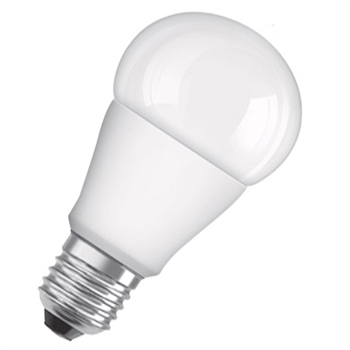Osram LED Classic A Frosted 75 10W/827 E27 Dim Parathom 4052899299269  - Click to view a larger image