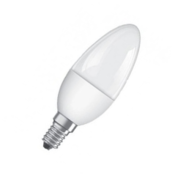 Osram Parathom Classic B 25 3.2W/27K SES Frosted Filament Non Dim 4052899941762  - Click to view a larger image