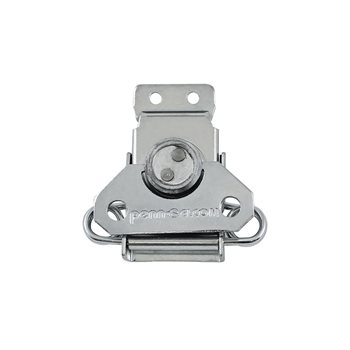 Penn Elcom Medium Butterfly Surface Latch with Catch Plate L0915Z  - Click to view a larger image