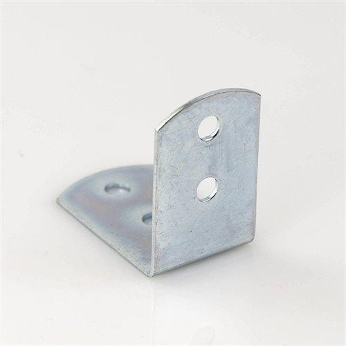 Penn Elcom B0702 Corner Brace Small 39mm x 39mm x 25mm 2 Hole Fixing B0702  - Click to view a larger image