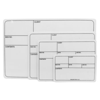 Penn Elcom Self Adhesive Tour Label for Dish D2115L D2115L  - Click to view a larger image