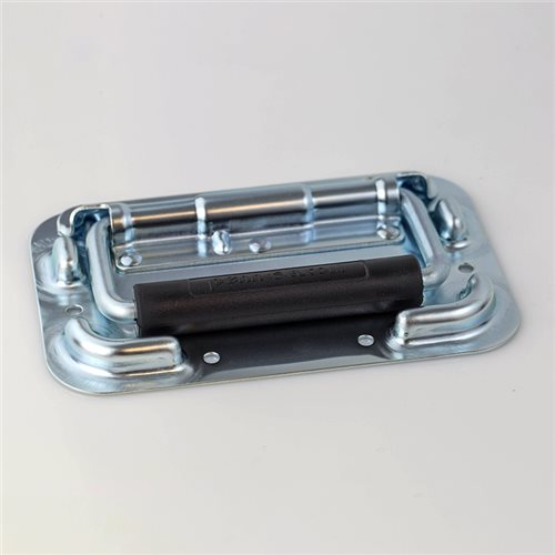 Penn Elcom Poignée de Surface à Ressort de Rappel H4054Z  - Cliquez pour agrandir limage