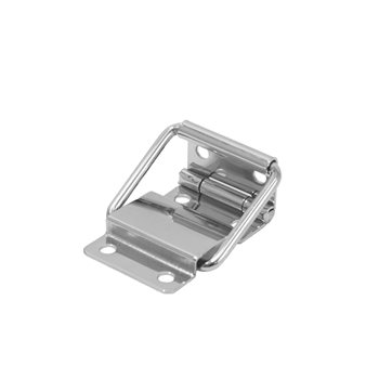 Penn Elcom Hinge Strut Chrome 78mm x 37mm P1990  - Click to view a larger image