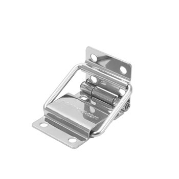 Penn Elcom Hinge Strut Chrome 87mm x 24mm P1980  - Click to view a larger image