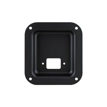 Penn Elcom Recess Dish punched for 1 x IEC Black D0946-10K  - Apasati pentru a vedea o imagine mai mare