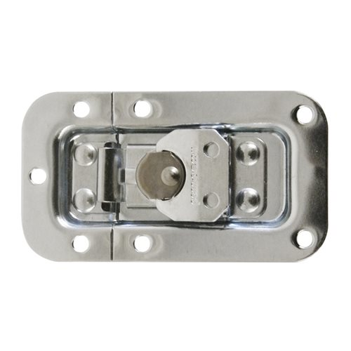 Penn Elcom 2U Rack Lid Latch Narrow and Very Shallow L903/7336Z  - Click to view a larger image