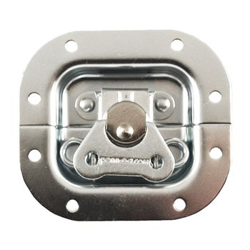 Penn Elcom Mini Recessed Butterfly Latch Shallow 3759  - 点击查看大图