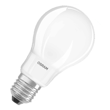 Osram LED Classic A Frosted 60 8W/827 E27 Dim Parathom Retrofit 4052899941731  - Click to view a larger image