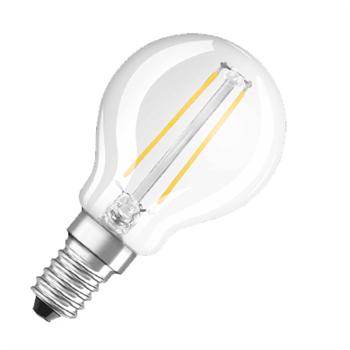 Osram LED Parathom RF Classic P 23 2W/827 E14 Non Dim FIL  - Click to view a larger image