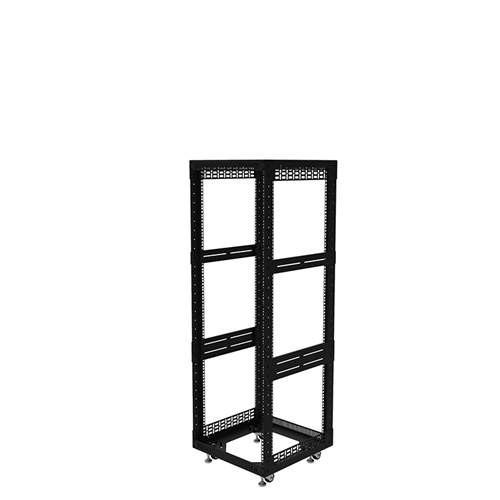 "Penn Elcom 30U Open Tower Rack System 510mm / 20"" Deep R8200-20/30UK  - Click to view a larger image"