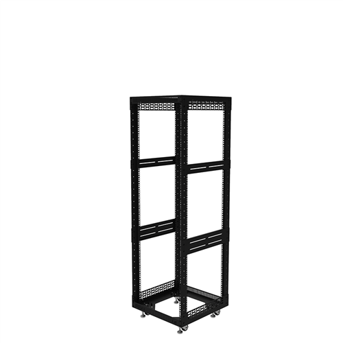 "Penn Elcom 32U Open Tower Rack System 510mm / 20"" Deep R8200-20/32UK  - Click to view a larger image"