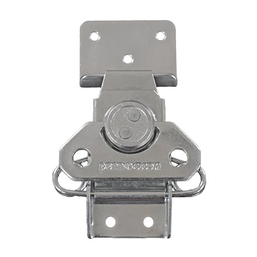 Penn Elcom Large Butterfly Surface Latch Low Mount L09258Z  - Click to view a larger image