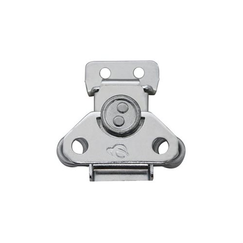 Penn Elcom Mini Butterfly Surface Latch with Extrusion Clearance Slot L0914Z-01  - Click to view a larger image