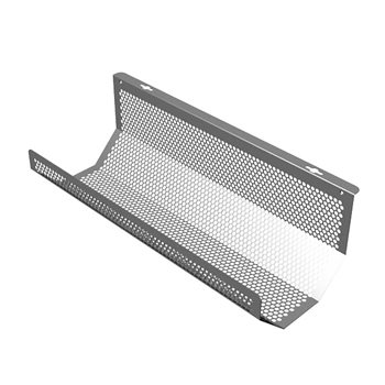 Penn Elcom Fixed Cable Tray Silver CMS-02S  - Click to view a larger image