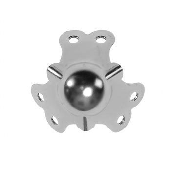 Penn Elcom Medium Ball Corner C1345Z  - Click to view a larger image