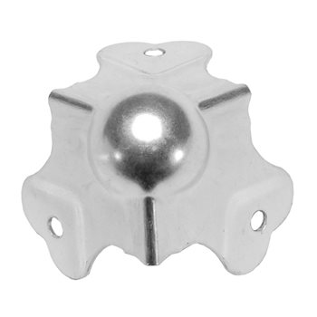 Penn Elcom Medium Offset Ball Corner C1344Z  - Click to view a larger image