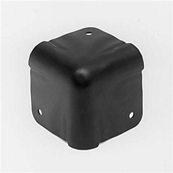 Penn Elcom Cabinet Corner Black C1818K  - Click to view a larger image