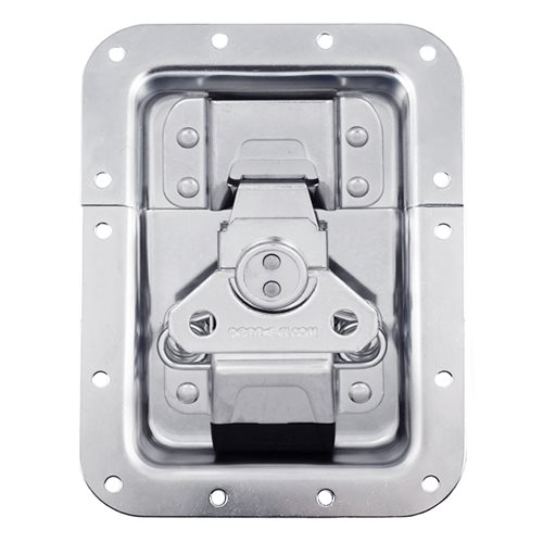 Penn Elcom Large MOL3 Latch in Plain Dish L944/530MOL3  - Click to view a larger image