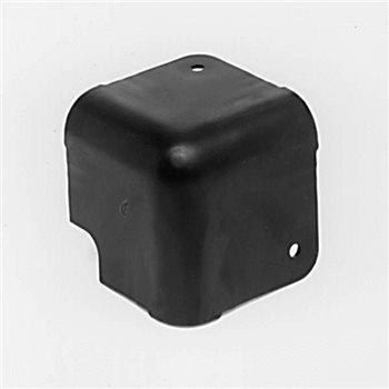 Penn Elcom Cabinet Corner Black C1825K  - Click to view a larger image