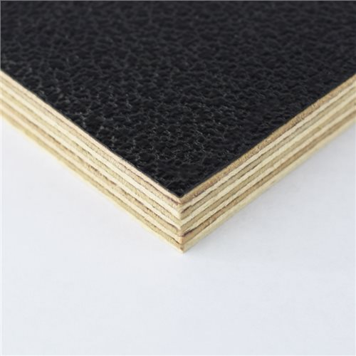 "Penn Elcom Black Rigid PVC on 12mm/1/2"" Birch Plywood M876012  - Click to view a larger image"
