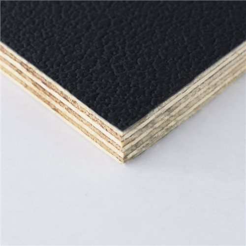 "Penn Elcom Black Rigid PVC On 9mm/3/8"" Birch Plywood M876009  - Click to view a larger image"