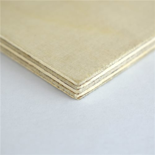 "Penn Elcom Wood Panel 6mm/1/4"" Thick In Birch M870006  - Click to view a larger image"