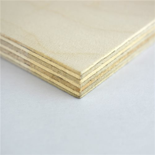 "Penn Elcom Wood Panel 9mm/3/8"" Thick In Birch M870009  - Click to view a larger image"