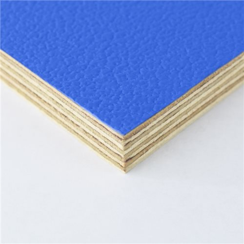 Penn Elcom Rigid Blue PVC On 12mm Birch M876112  - Click to view a larger image