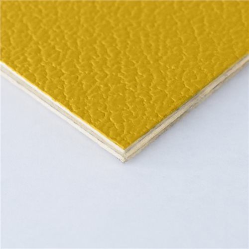 Penn Elcom Rigid Yellow PVC On 4.5mm Birch M876405  - Click to view a larger image