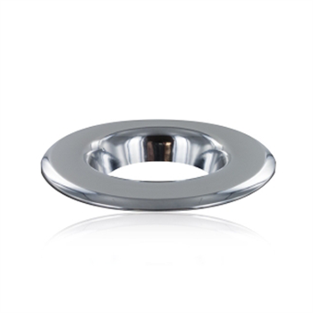 Integral Bezel Polished Chrome for the LED Fire Rated Downlight ILDLFR70A013  - Click to view a larger image