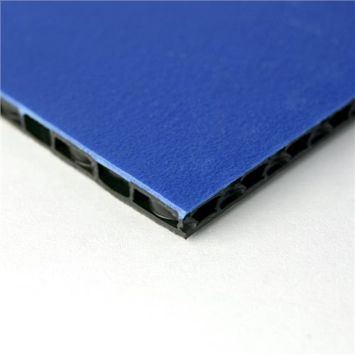 """Penn Elcom 7'7"""" x 5'2"""" FLight Panel Blue Composite Panel - Thickness: 7mm (1/4"""") M865107  - Click to view a larger image"""