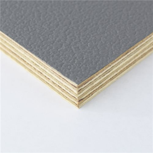 Penn Elcom Rigid Grey PVC On 12mm Birch M876212  - Click to view a larger image