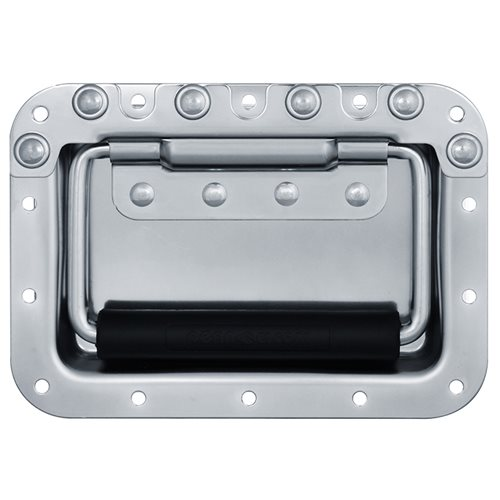 Penn Elcom Rivet Protected Recessed Handle H7165Z  - Click to view a larger image